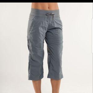 Lululemon studio pants cropped